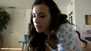 Preview 1 of Casey Calvert feet are divine, but her hand makes you cum