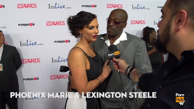 Frnch tv chanel xxx - Worst thing used as lube 2015 avn red carpet interviews pornhubtv