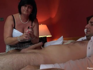 George and his friends mom taboo session...