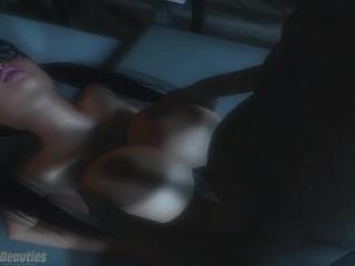Nurse the demonic cock...