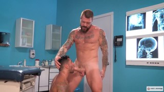 HotHouse Hunky Doctor With Big Cock