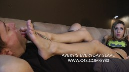 Avery's Everyday Slave - www.c4s.com/8983