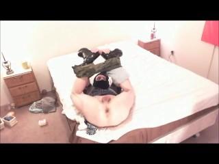 ski masked BB raw fuck-army bro-prt2