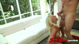 Alexis Monroe Partly Cloudy Cumshot