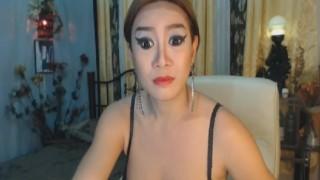 Gorgeous Asian Shemale on Cam Ts ladyboy