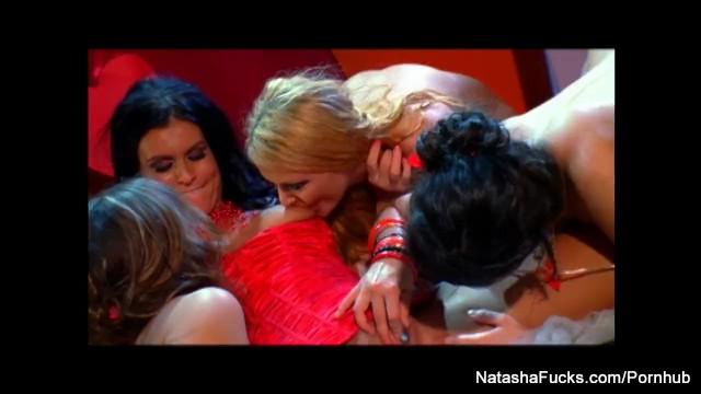 Download Gratis Video Nikita All girl foursome with Natasha Nice, Charley Chase, Sophie Dee, & Sea J Raw
