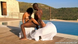 African Style Honeymoon show