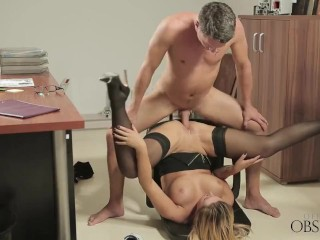 Babes - My Horrible Boss, Anna Polina