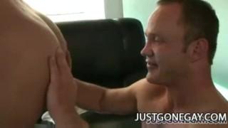 Chris Kohl and Matt Sizemore: Dilf on Dilf Muscle Ass Fucking