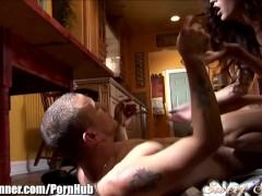 Grandma pussy with grandpa cock