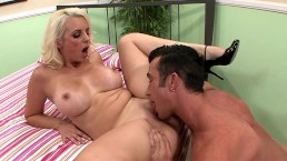 Cuckold Watches His Wife Fuck A Bull