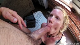 She Won't Stop Until He Cums Three Times