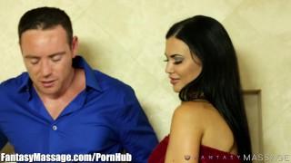 Fucking jae fantasymassage jasmine masseur starts milf handjob mother
