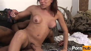 The workplace sex in scene  hot male shemale