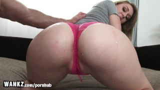 Fucked booty big wankz blonde hot her gets riding booty