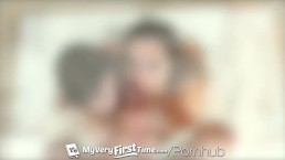 MyVeryFirstTime - Alaina Dawson tries her first threesome with sexy Christi