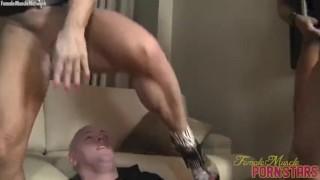 Ashlee Chambers, Wildkat, Alura Jenson and a Wimp porno