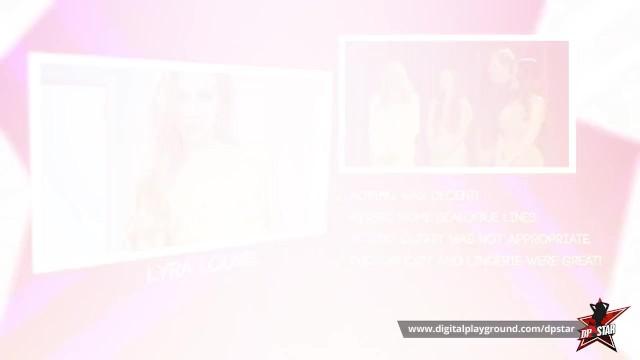 Lauren graham tits Dp star season 2 audition part 4