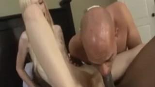Lucky Starr in Rare Bi Cuckold Scene