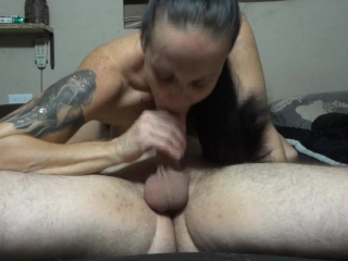 Preview 5 of Eat my pussy & fuck my throat! I swallowed 3 loads! Didn't miss a drop :-P