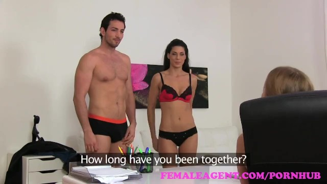 [Female Agent Porn] หนังXพรฮับใหม่ Alexa Tomas และ Alexis Crystal มาสมัครแคสงานดาราโป๊2021 โมเดลลิ่งดูแล้วเกิดอาการเงี่ยนหี เลยขอร่วมวงเย็ดด้วย