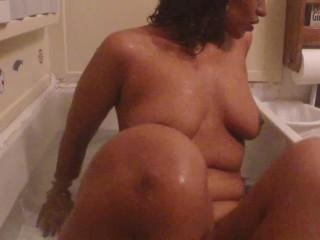 My wet bubble butt part 2...
