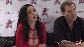 Star aria dp season alexander tits boobs