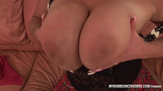 Huge her natural chubby marysia and play busty showing tits taktak with big tits