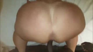 Amateur Monster White Booties Doggystyle porno