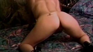 Real hairy amateur makes her anal debut