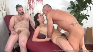 Fucked dick her watch husband get and suck jade her has nile bisexual big