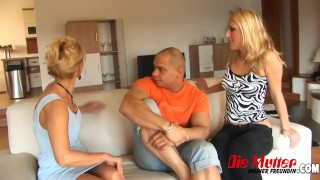 Cock mom and hard the european strip