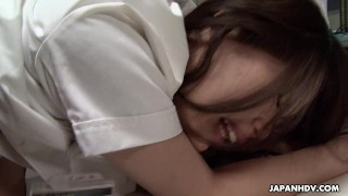 A brake nurse she asian as takes fucks japanese japanese