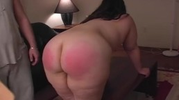 Spanky Time for BBW