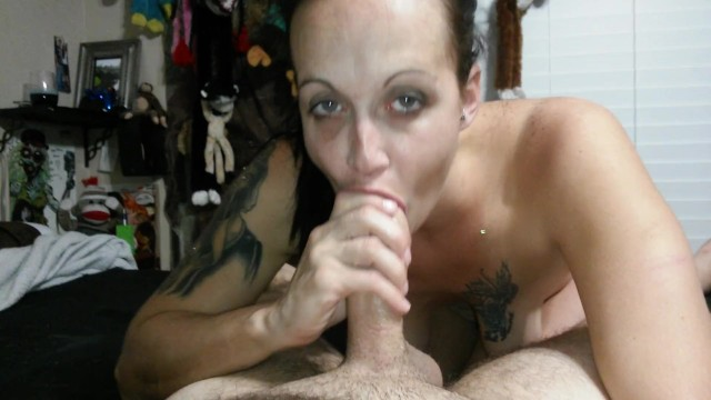 I rode that dick and spit his cum back in his mouth! 13