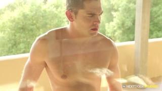 NextDoorBuddies The HOT Naked Housekeeper