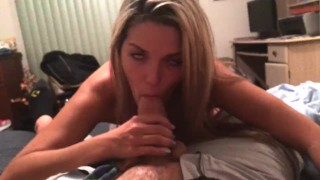 At pov house blowjob grammy's view thick