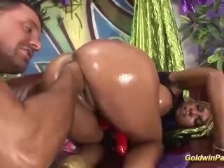Transvestite fist fucking pornography