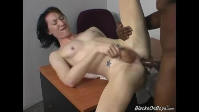 černé lesbické porno nůžky
