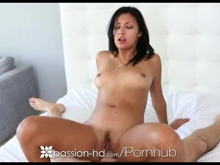 Passion hd exotic takes all the dick she...