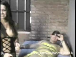 Hot babes in bondage hard flogged