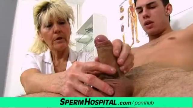 Handjob Folter Sperma 3 Mal