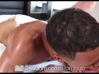 GayRoom - Kylar Fucks Kevin Blaise Hard in the Ass