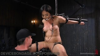 Horny ex wife rides on a very long penis in leaked video.