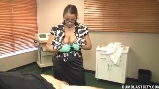 A huge boner heals doctor busty natural tits