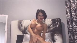 Teasing and getting anisyiacom anisyia from fucked doggy boobs private
