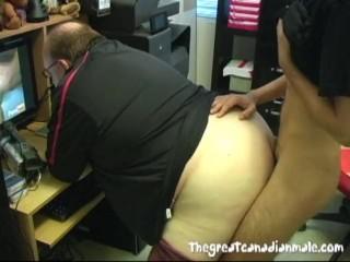 Rico Fucks The Boss