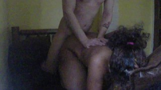 In south style hard doggy fucked indian get interracial horny