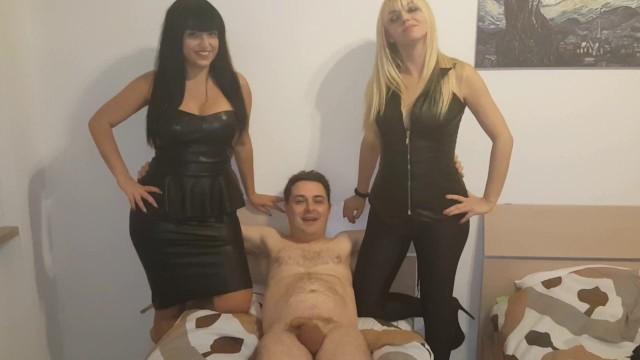 Kelly nichols fuck Andrea dipre tries to fuck mistress kelly viola and mistress lara von lush