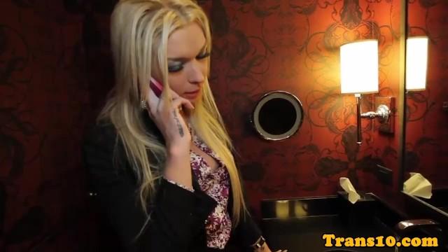 Glamor shemale pron - Glamcore ts escort gives pleasure for cash